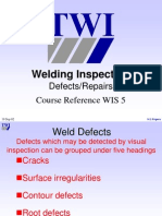 WIS5 DEFECT.ppt