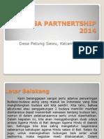 Desa Partnertship 2014