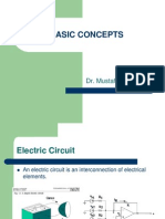 Basic Electrical Terms by Dr. Mustafa Uyguroglu