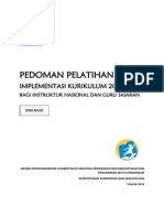 Pedoman-diklat-kurikulum TA 2014 Edisi Revisi 21 April 2014