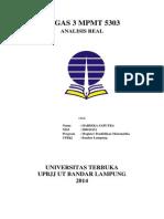 Tugas 3 Analisis Real Hardika 500019151