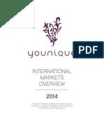 younique international markets 2014
