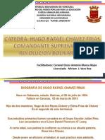 Conferencia Tipo Catedra Hugo Rafael Chavez Frias.pptx
