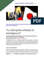 (2637)--LA DISCIPLINA Y LA EDUCACIÓN.pdf