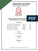 Código de ética para profesionales contables - ENSAYO.pdf