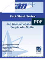 The Job Accommodation Network