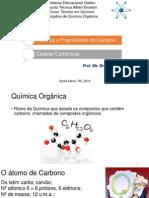 Química Orgânica - Aula 2.pptx