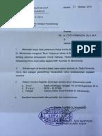 Dody Firmanda 2014 - Komite Medik Rumkital Dr Mintohardjo Jakarta
