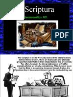 Hermenuetics
