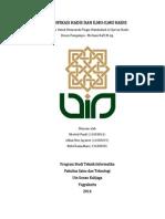 Kodifikasi hadis dan ilmu hadis fix rampung pung.pdf
