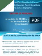 2a Semana La gestión de RR HH y su impacto en resultados.ppt