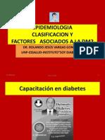 EPIDEMIOLOGÍA Y FACTORES ASOCIADOS A LA DIABETES MELLITUS.pptx