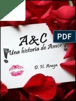 Amor y Coincidencias Una historia de Amor. - Araya, D. H (1).pdf