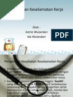 Kesehatan Keselamatan Kerja