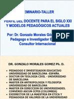 PERFIL DEL DOCENTE Y MODELOS PEDAGOGICOS (ARAUCA).ppt