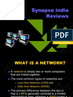 Synpaseindia Reviews about what is  a network