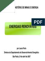 Brazil Relatorio Minaseenergia