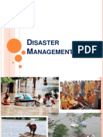 Disaster Management Sep2012