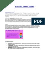 Contoh Narrative Text Bahasa Inggris Lengkap.docx