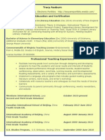 teacher qualifications 2014