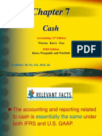 CASH (IFRS + WARREN)