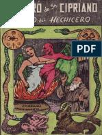 Libro de San Cipriano, Tesoro del Hechicero.