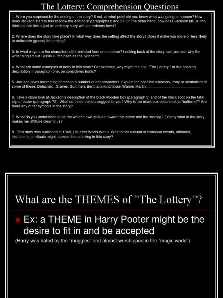 Short Story Elements Irony Plot Narrative