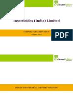 IIL - Investor Presentation - FY2012
