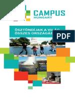 Campus Hungary Eredménybrosúra