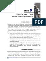 09-Tenaga Ahli Dan Tanggung Jawabnya-leger