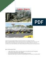 Lagos Monrovia