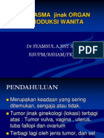 K55 - Neoplasma Organ Wanita