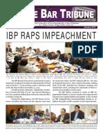 IBP Etc Impeachment Statements