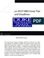 wharton mba essay examples wharton mba application essays  duke fuqua 2015 mba sample essays tips and deadlines