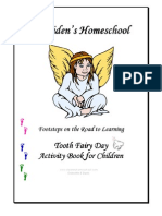 Tooth Fairy Day Activities