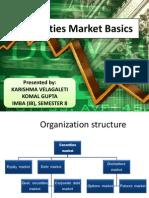 Securities Market Basics
