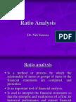 Ratio Analysis- Dr. Niti