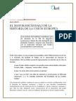 EKAI Center en NAIZ. EL MAYOR ESCÁNDALO DE LA HISTORIA DE LA UNION EUROPEA
