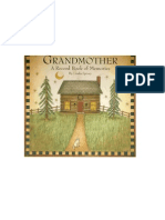 Grandmother Memory Book