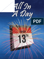 All In A Day by Sylvia Ann Baxter