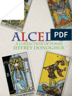 Alcedo - A Collection Of Poems by  Jeffrey Donoghue