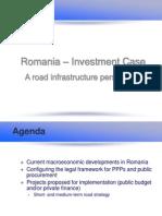 Roads Investment Romania