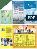 Lake Festival Brochure English
