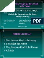 Khuech dai Raman.ppt