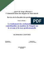 Rapport de stage effectué à DGI imane tiouti.doc