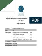 PICL - G6 - Report - EXP06 Temperature Measurement