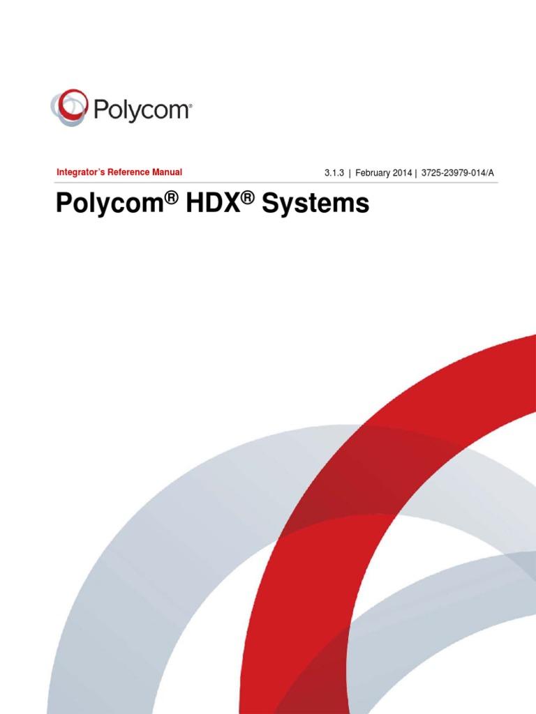 hdx irm pdf trademark electronic engineering rh scribd com