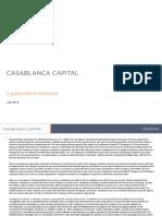 Supplemental Investor Materials