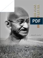 He Let Gandhi Into His Life by Janaki Sastry