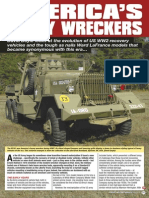 America´s heavy wreckers in WW2